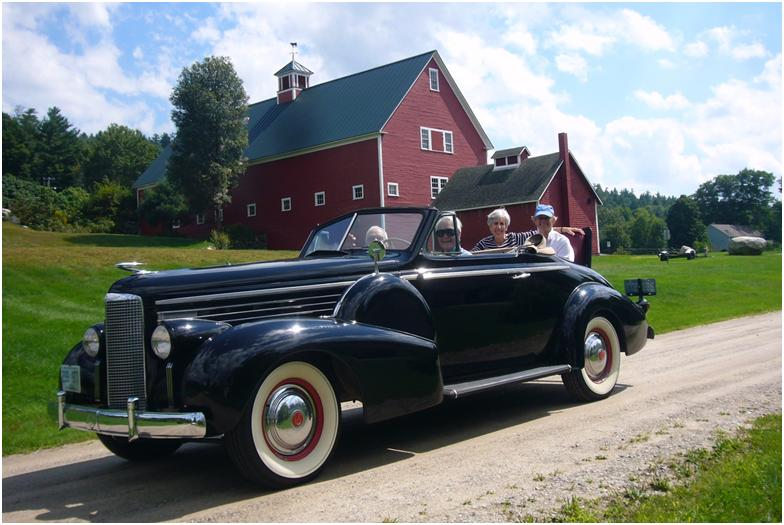 The 70Something Blog  Our 1938 LaSalle Adventure